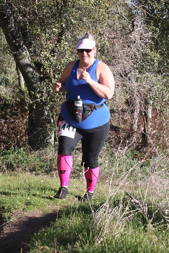 Official photo from Saturday's Lost Trail 5k