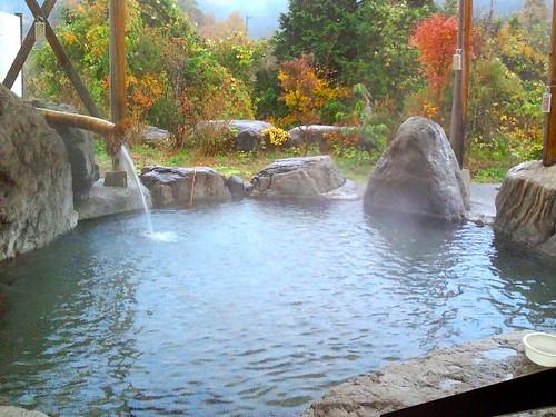 栗山 その他の温泉地