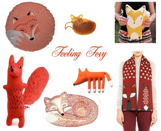 foxy roundup