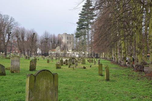 Bury cemetery