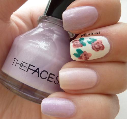 rose nail art3