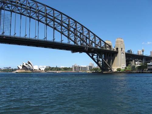 Bridge, Opera house