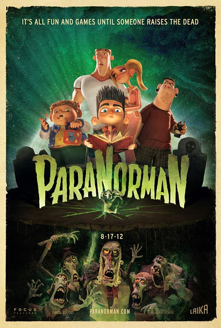 Paranorman - Movie Poster