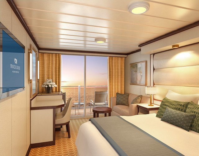 Royal Princess Deluxe Balcony Stateroom Flickr Photo
