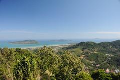 View from Big Buddha - Enjoy a Half day tour Phuket Sightseeing