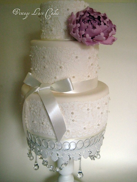 How To Make Sugarveil Cake Lace