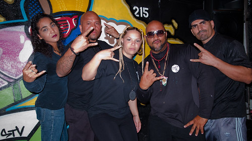 Zulu Nation Represent, Plan Beats Art Walk, Miami