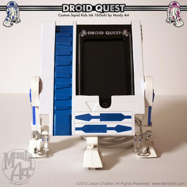 Droid Quest Custom 10-Doh!