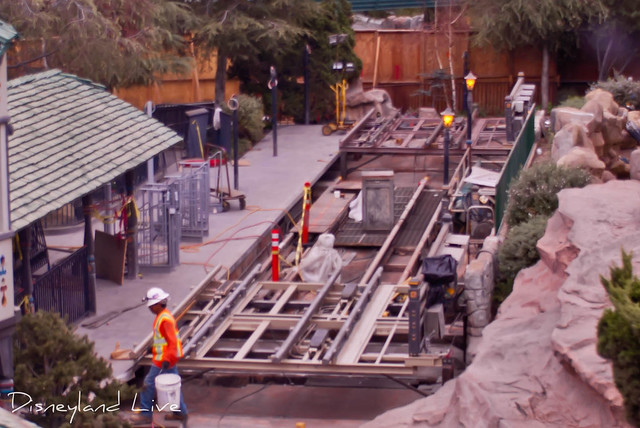 Matterhorn Refurbishment