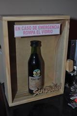 Fernet (licor molt típic per Argentina) per a emergències