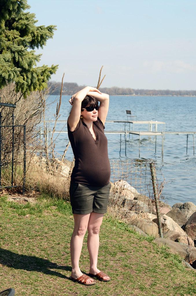 A Kelli by the Lake