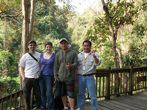 us and our guides