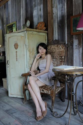 [フリー画像素材] 人物, 女性 - アジア, 台湾人 ID:201203312200