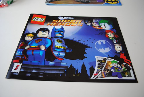[Review] Super Heroes 6857: The Dynamic Duo Funhouse Escape 6863626373_e2765a369b