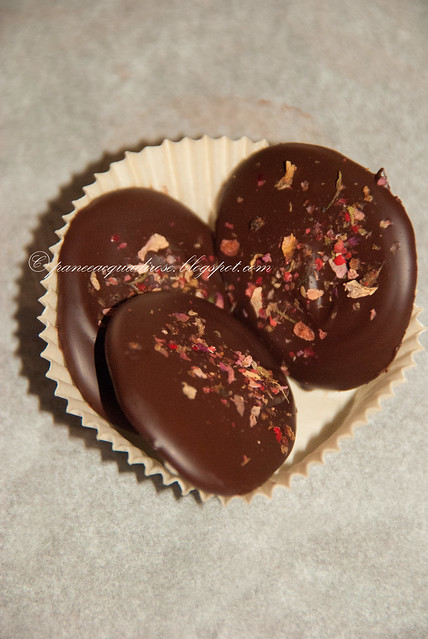 cioccolatini speziati