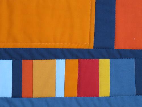Tangerine Tango Challenge Mini 2 detail
