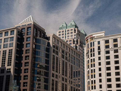 Looking Downtown