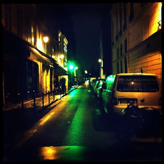 Paris, rue de Bellechasse