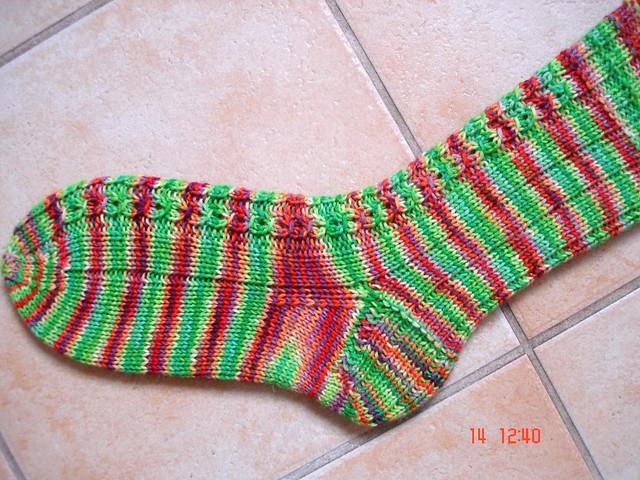 6-ply socks