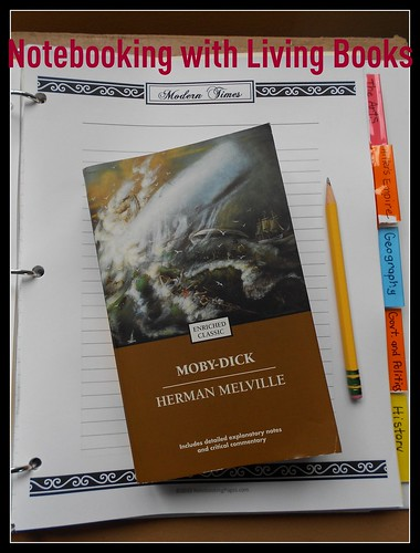 My Charlotte Mason Adventure Part 1 >> Notebooking with Living Books for High School or Don't Kill a Living Book - Harmony Fine Arts