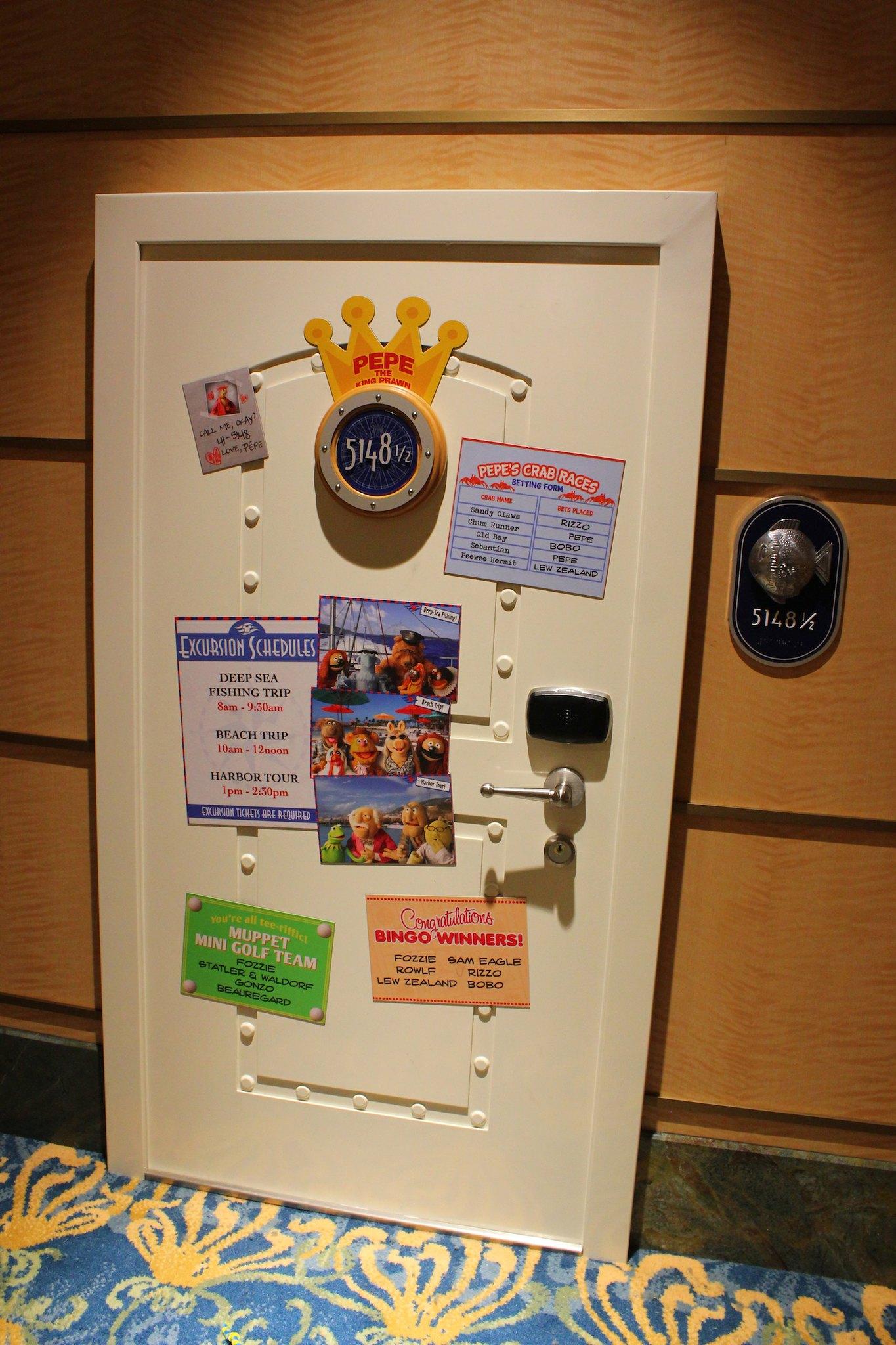 Disney Cruise Door Decorations Download