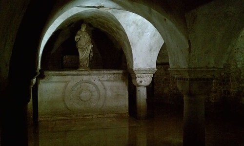 venice church catacombs