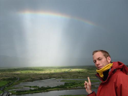 Arcobaleno d'Islanda!! by meteomike