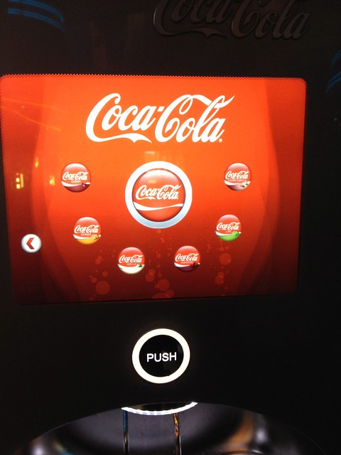 Fancy Soda Machine