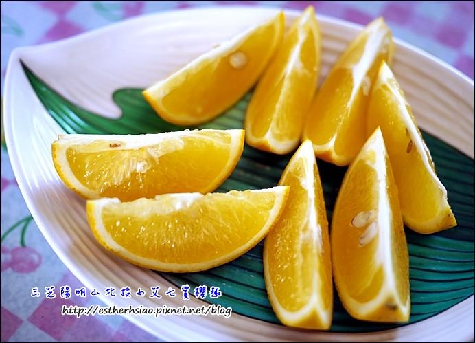 9 招待水果