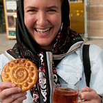 Fuman Klucheh and Audrey - Iran
