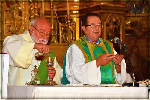 D. Pedro Larrad y D. Enrique Herranz
