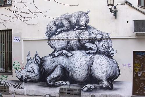 Street Art, Brussels