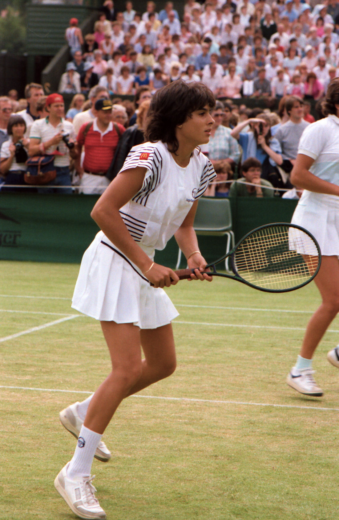 gabriela sabatini sweat - photo #28