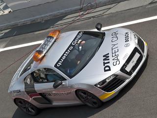 Safety Car Audi R8