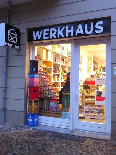 berlin, berlin şehir rehberi, berlin alışveriş notları, werkhaus