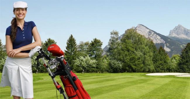 Golf vo Švajčiarsku