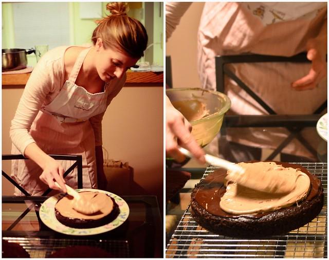 jen + cake