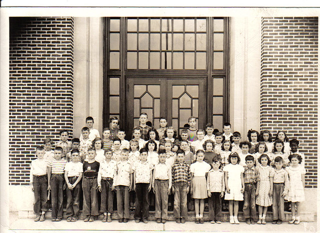 Class of 1957, 4th Grade