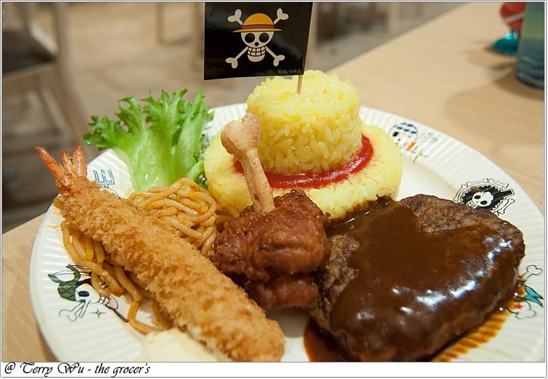 ONE PIECE 餐廳夏波帝屋 シャボンディハウス (6)