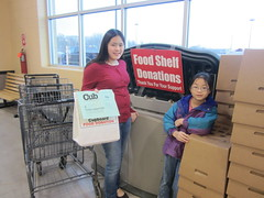 Food Shelf Donation