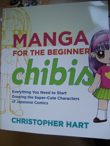 Manga for the beginner - chibis by Christopher Hart