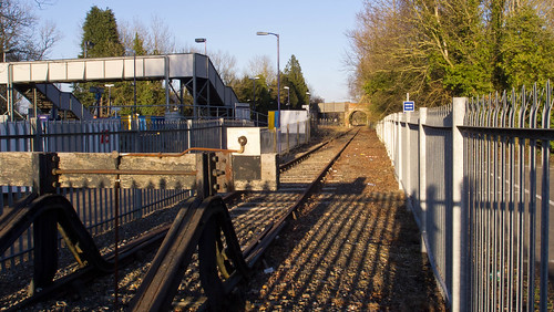 Aldermaston railway station