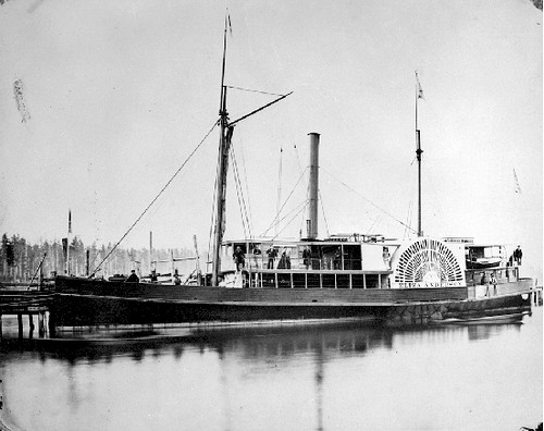 Steamship Eliza Anderson 1860