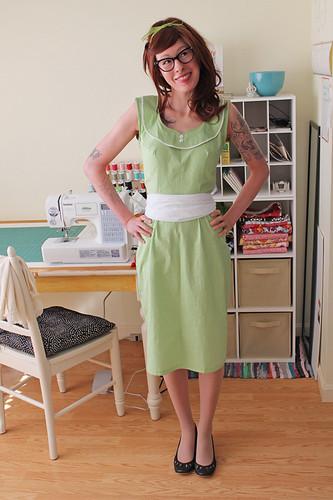 My Pastille Dress