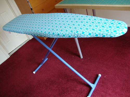 My new ironing board cover