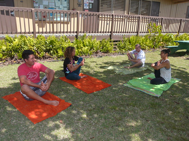 Business Club Yoga