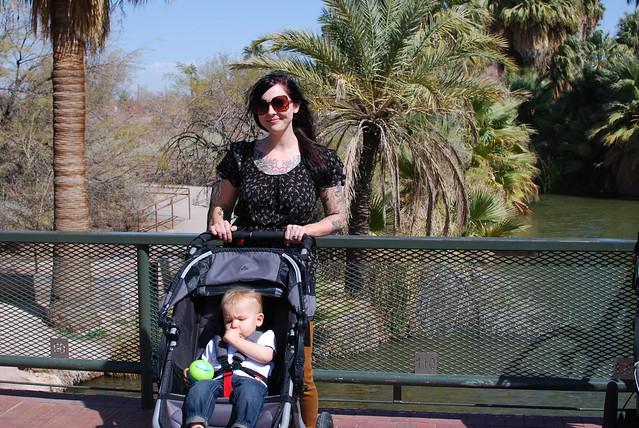 Phoenix Zoo, 2/27/12