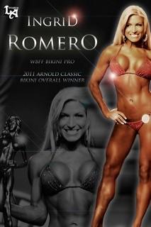 ingrid romero, noel daganta, chaz photograhics,harry, LHFGX, bodybuilding, bikini, competitior, curvy, blonde, spain, bacelona, L.A, PRO,weights, gym, arnold classic, NPC,IFBB,W