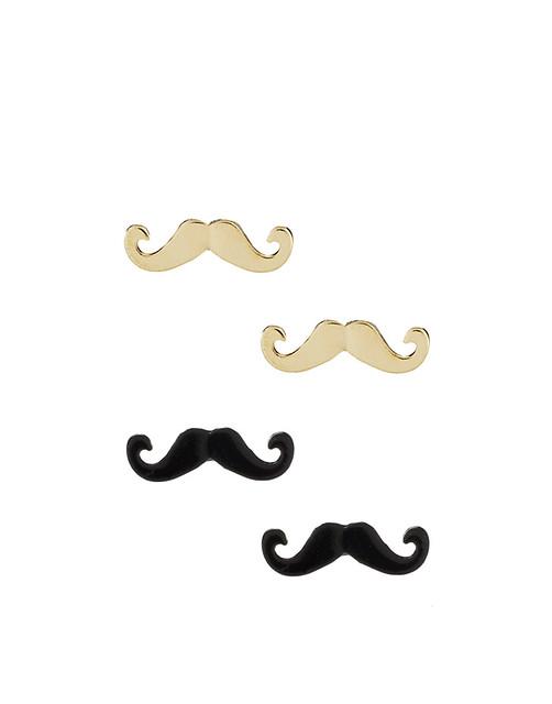 pendientes bigotes