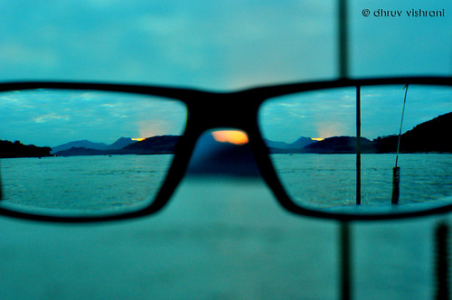 blue sunset laos spectacles mekong luangprabang